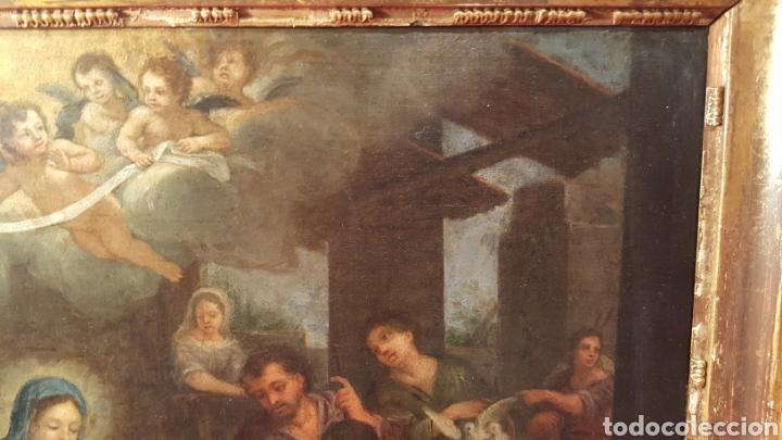 Arte: PINTURA ESCUELA ITALIANA FINALES DEL SIGLO XVII - Foto 5 - 132676629
