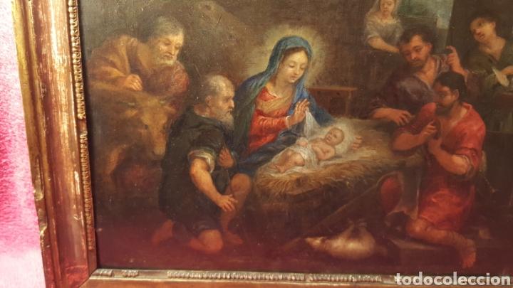 Arte: PINTURA ESCUELA ITALIANA FINALES DEL SIGLO XVII - Foto 7 - 132676629