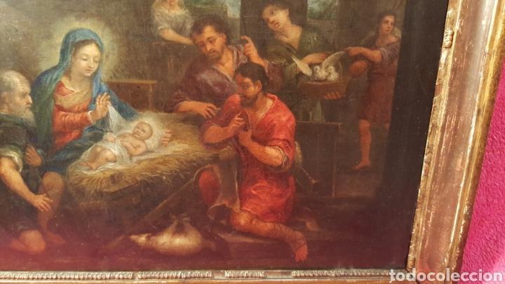 Arte: PINTURA ESCUELA ITALIANA FINALES DEL SIGLO XVII - Foto 8 - 132676629