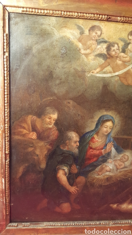 Arte: PINTURA ESCUELA ITALIANA FINALES DEL SIGLO XVII - Foto 24 - 132676629