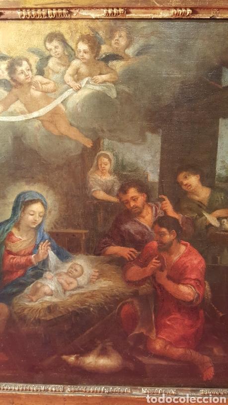 Arte: PINTURA ESCUELA ITALIANA FINALES DEL SIGLO XVII - Foto 25 - 132676629