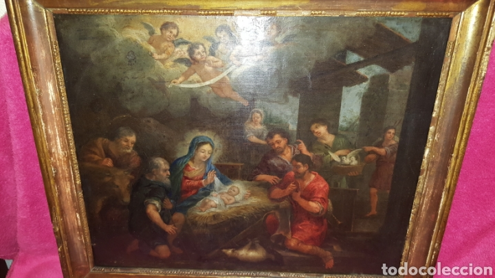 Arte: PINTURA ESCUELA ITALIANA FINALES DEL SIGLO XVII - Foto 30 - 132676629