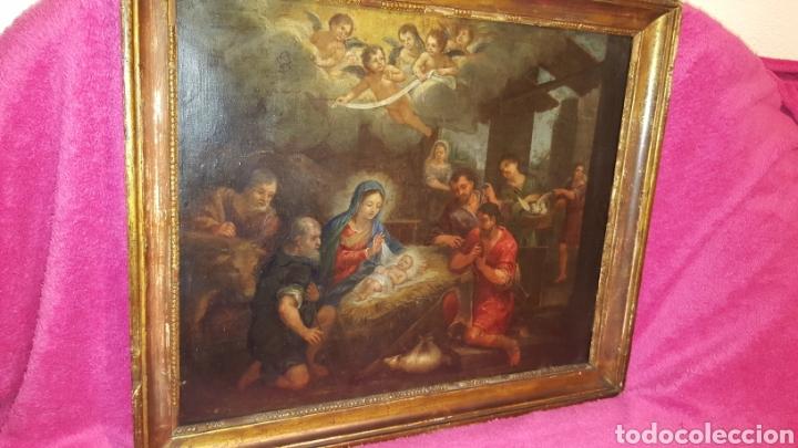 Arte: PINTURA ESCUELA ITALIANA FINALES DEL SIGLO XVII - Foto 31 - 132676629