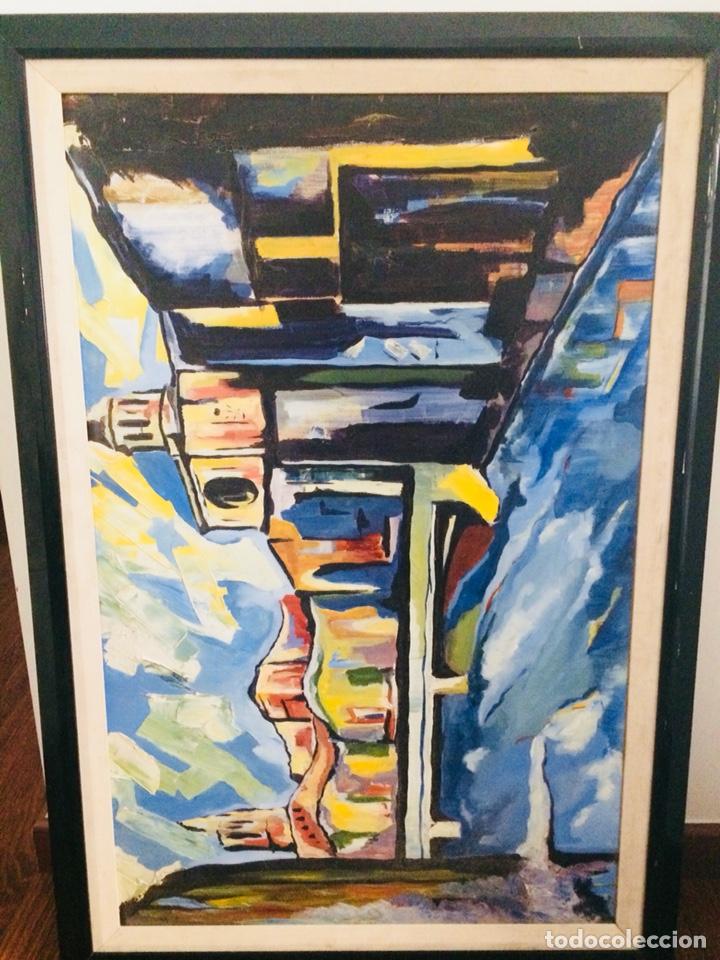 Arte: Girona óleo sobre tela - Foto 9 - 132756397
