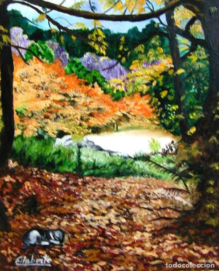 Arte: Bosque obra de Gilaberte - Foto 2 - 132991418