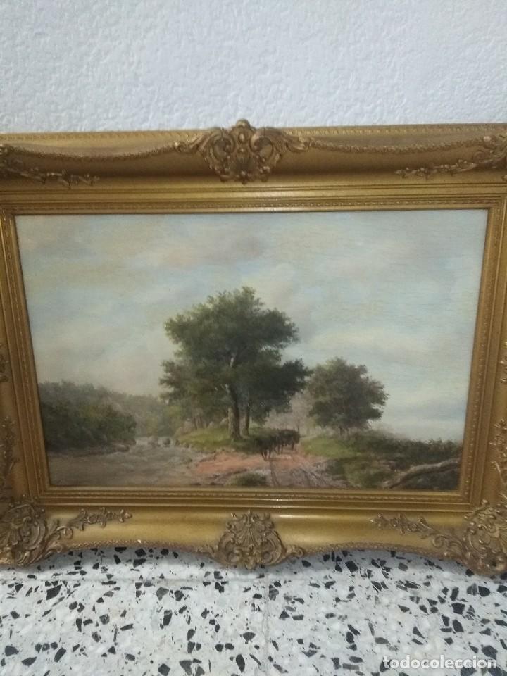 Arte: Bonita tabla antigua - Foto 2 - 133500862