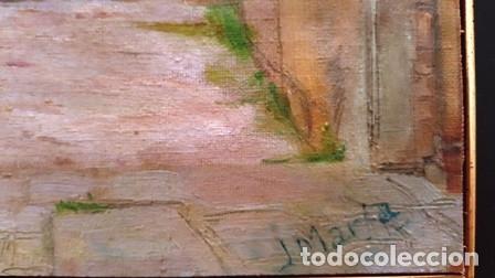 Arte: MAGNIFICO CUADRO DE JOSEP MARFA GUARRO - MURA - AÑO 1980 - - Foto 2 - 133638778