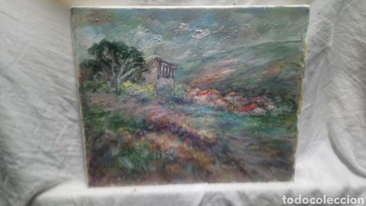 PAISAJE GRAN CALIDAD Y LUZ (Arte - Pintura Directa del Autor)