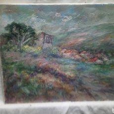 Arte: PAISAJE GRAN CALIDAD Y LUZ. Lote 133772827