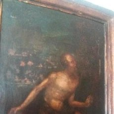 Arte: OLEO TABLA XVII O ANTERIOR. Lote 133828430