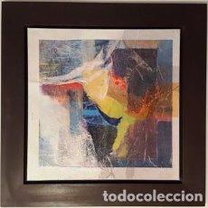 Arte: FANTASTICO CUADRO DE JOSEP MARFA GUARRO - A B S T R A C T O -. Lote 133870390