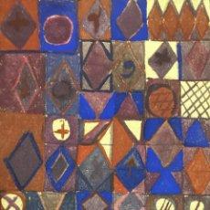Arte: DOMINGO MILLÁN (1947-2016). Lote 133910070