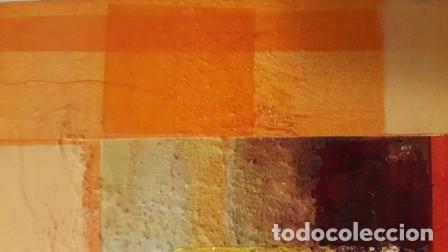 Arte: MAGNIFICO CUADRO ABSTRACTO SIN FIRMA DEL AUTOR DE MEDIDAS 30 CTMS X 30 CTMS - - Foto 3 - 133992338