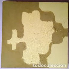 Arte: MAGNIFICO CUADRO ABSTRACTO SIN FIRMA DEL AUTOR DE MEDIDAS 40 CTMS X 40 CTMS -. Lote 133992406