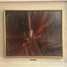 Arte: MAGNIFICO CUADRO DE JOSEP MARFA GUARRO - PINTURA AL OLEO - ABSTRACTO - -. Lote 134079774