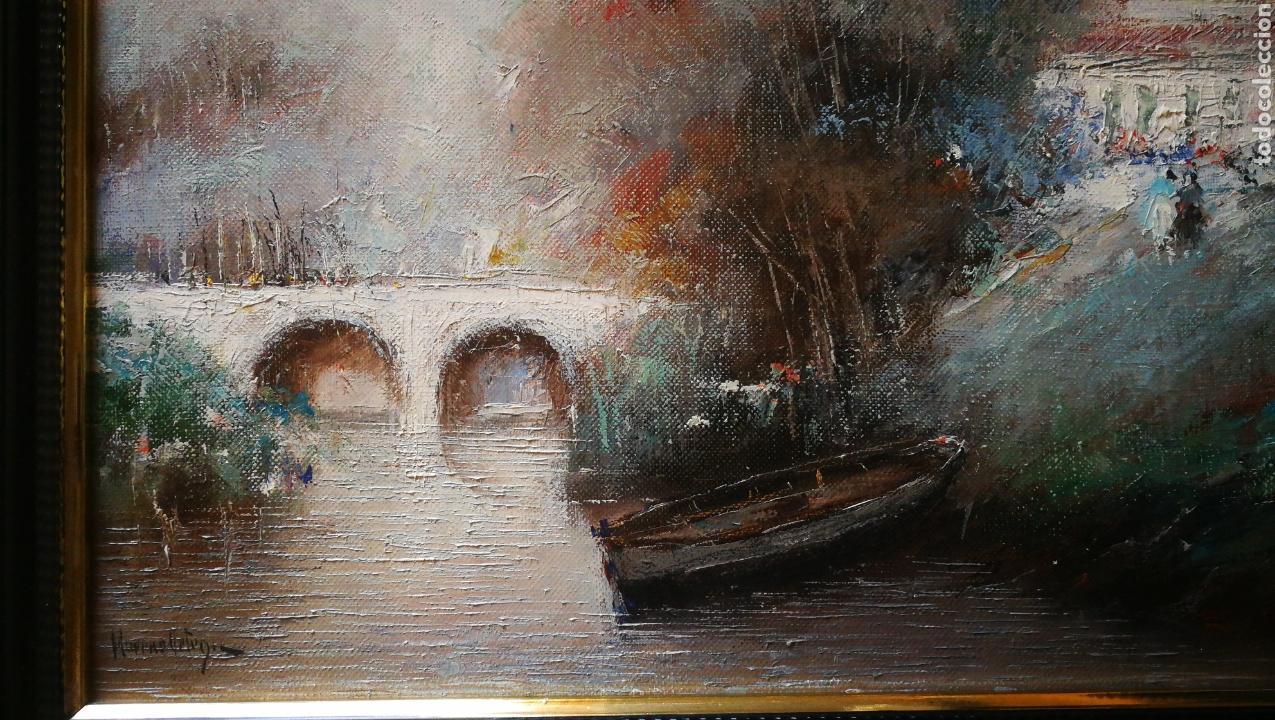 Arte: Óleo pintor malagueño Francisco Moreno Ortega - Foto 3 - 134104767