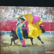 Arte: PASE DE VERONICA POR PERIÑAS. Lote 134123338