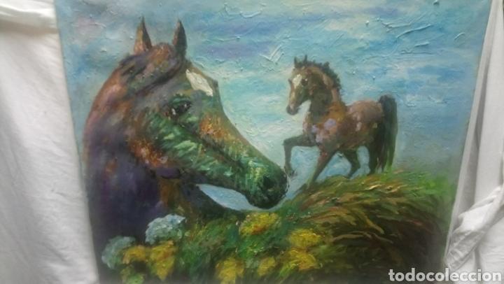 LA LIBERTAD DEL RECUERDO (CUADRO ORIGINAL) (Arte - Pintura Directa del Autor)