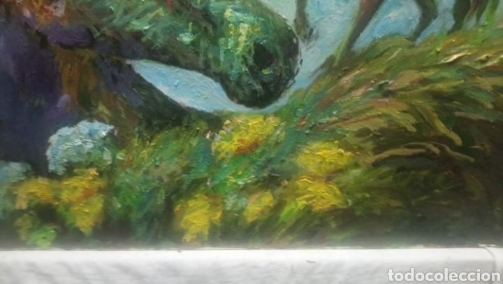 Arte: La libertad del recuerdo (cuadro original) - Foto 5 - 134138863