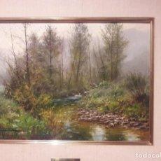 Arte: PINTURA: PERE COLL DE CARRERA(OLOT). Lote 134163930