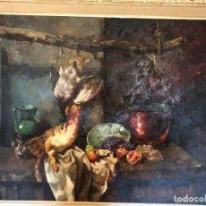 Arte: JOSEP SERRASANTA BODEGON. Lote 134223606