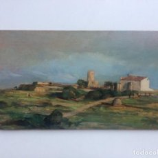 Arte: PAISATGE, ESCOLA CATALANA. Lote 134302078