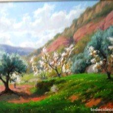 Arte: FRANCISCO CARBONELL MASSABE PAISAJE . Lote 134320502