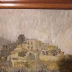 Arte: BONITA OBRA SOBRE TABLA . Lote 134333074