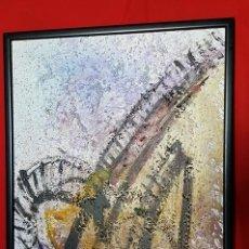 Arte: ALIOLI. PINTURA AL OLEO SOBRE LIENZO. ENMARCADA.. Lote 134364674