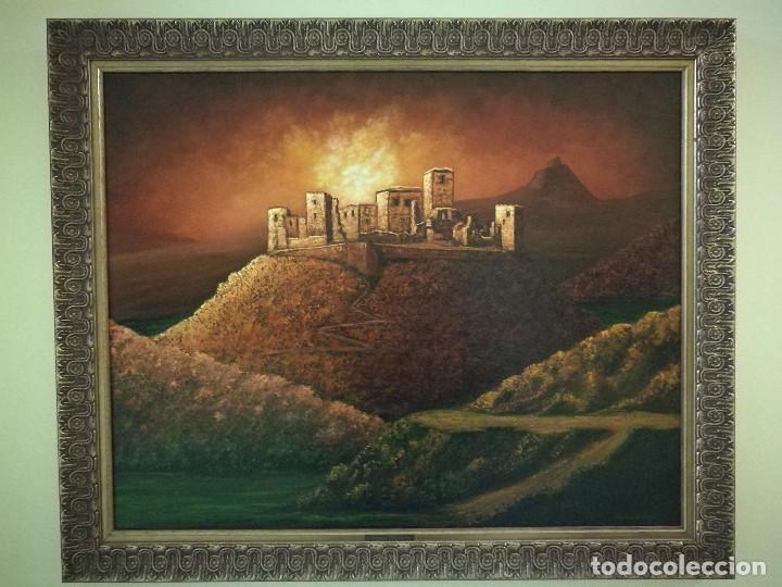 ÓLEO DE LLANOS AGUILAR (Arte - Pintura - Pintura al Óleo Contemporánea )