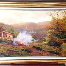 Arte: SALVADOR CABALLERO. Lote 134585125
