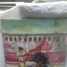 Arte: CUADRO TAURINO (GRAN CALIDAD). Lote 134718458