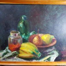 Arte: BODEGON DE CARLOS VALERO ARBIOL (1888-?). Lote 134802370