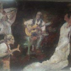 Arte: LA MÚSICA DE PACO DE LUCÍA (GRAN CALIDAD). Lote 134959838