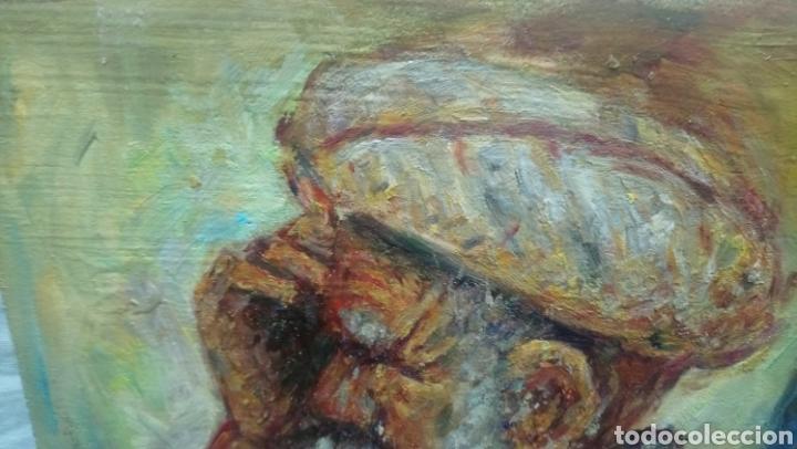 Arte: Retrato (hombre bajo la sombra) - Foto 4 - 134961063