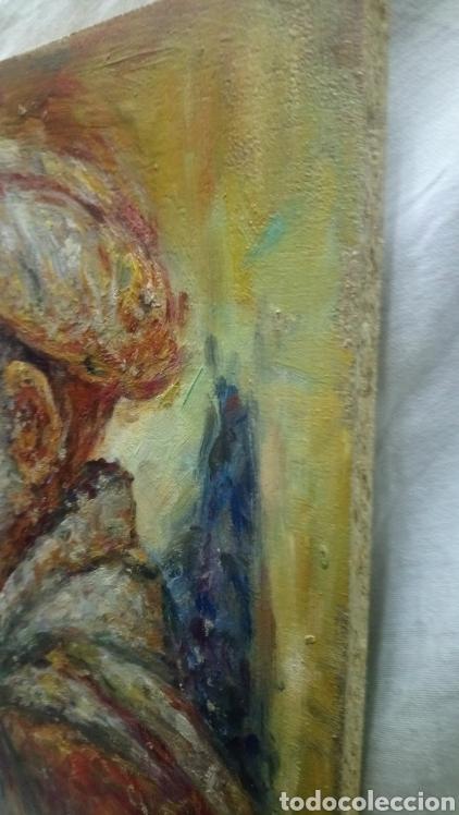 Arte: Retrato (hombre bajo la sombra) - Foto 6 - 134961063