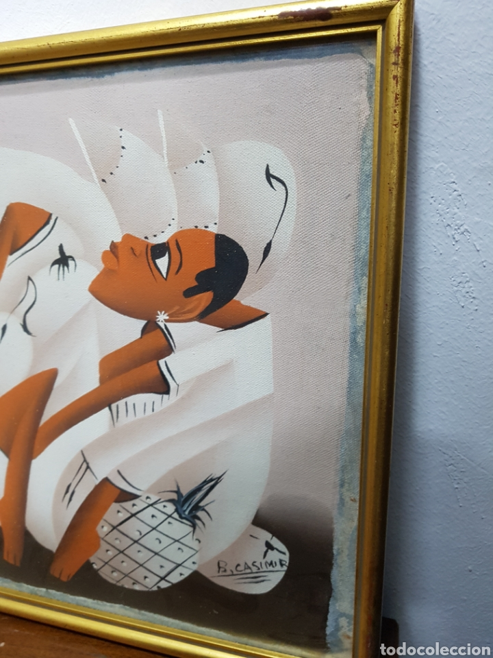 Arte: Cuadro arte africano - Foto 4 - 135144479