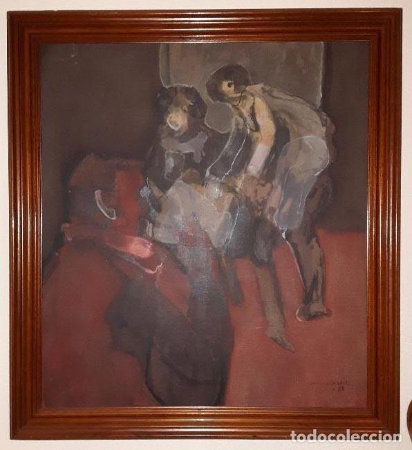 Arte: Pedro González. s/t. 1987. 95 x 84,5 cm - Foto 4 - 134710750