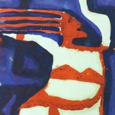 Arte: ELISABETH SABALA (1956). Lote 135400794