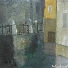 Arte: JOAQUIN HIDALGO PAGES (CANTALLOPS, GERONA, 1935 - 2011). Lote 135406978