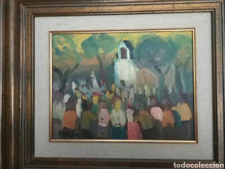 ÓLEO DE XAIME FALCÓN (Arte - Pintura - Pintura al Óleo Contemporánea )