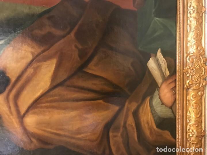 Arte: EXCELENTE RETRATO DE CABALLERO FRANCES, PARIS, S. XVIII - Foto 5 - 135620462