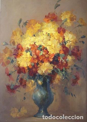 MARGARITA HAHN VIDAL (Arte - Pintura - Pintura al Óleo Moderna sin fecha definida)