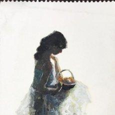 Arte: RAMON POVEDA (1936). Lote 135876746