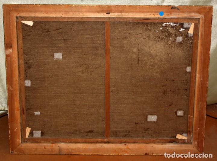 Arte: ESCUELA ESPAÑOLA DE SIGLO XVIII. OLEO SOBRE TELA DE AUTOR ANONIMO. NATURALEZA MUERTA - Foto 8 - 136028006