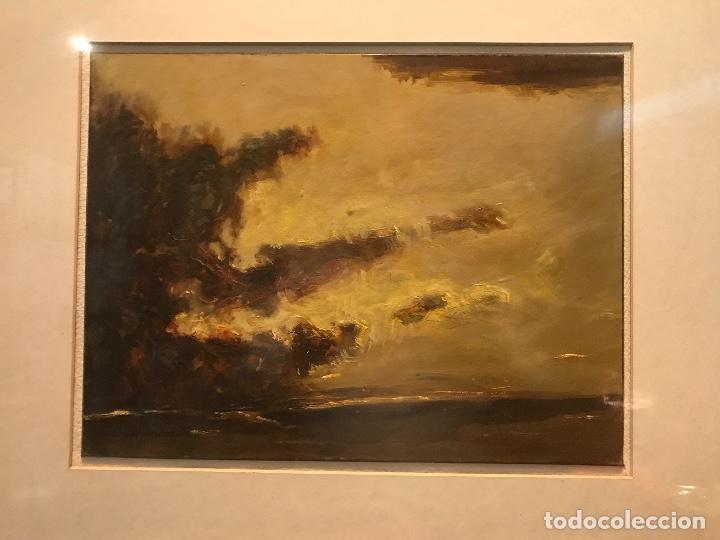 CUADRO DEL PINTOR VALENCIANO ENRIQUE GOMEZ SACANELLES (Arte - Pintura - Pintura al Óleo Contemporánea )