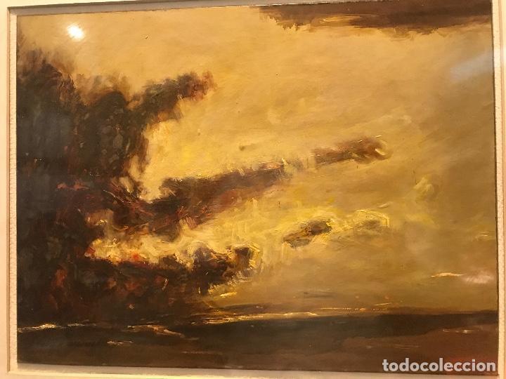 Arte: Cuadro del pintor valenciano ENRIQUE GOMEZ SACANELLES - Foto 2 - 136088202
