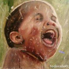 Arte: OLEO JOSE VARELA. Lote 136170174