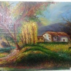 Arte: UN HERMOSO Y TRANQUILO LUGAR. Lote 136271849