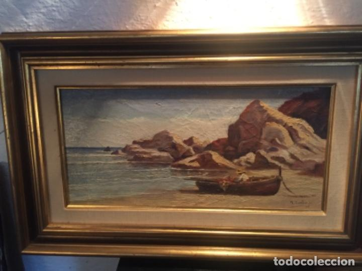 CANTURRI VILLAMALA, MARCIAL (1868-1948) (Arte - Pintura - Pintura al Óleo Contemporánea )